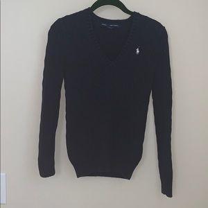 Ralph Lauren Sweater dark navy blue